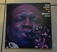 King Curtis – Live At Fillmore West -Atlantic K 40214 -