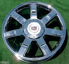 NEW 2010 2011 2012 Cadillac Escalade Chrome 22 inch EXACT OEM GM Spec WHEEL 5309