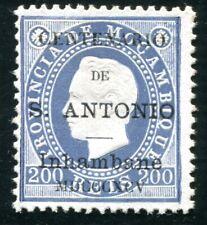 INHAMBANE 1895 8 ungebraucht TADELLOS HEILIGER ANONIUS 65€(I2535