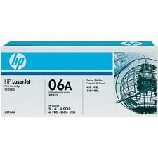 Original HP c3906a tóner para 5l 6l 3100 3150 HP 06a nuevo B
