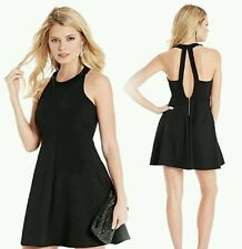 Guess By Marciano MARGO RIBBED BABYDOLL DRESS