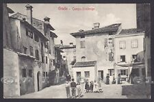 GORIZIA GRADO 111 Cartolina 1908