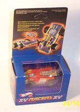 Hot Wheels de Mattel Vintage 1985 X-V corredores Stunt Car-MIB