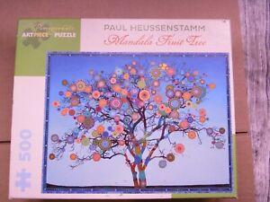 Paul Heussenstamm - Mandala Fruit Tree Jigsaw Puzzle - 500 Pieces