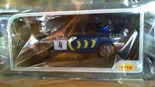 vends voiture de rallye neuf sous blister la  subaru impreza 555..1995 1:18