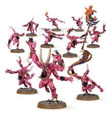 Warhammer Fantasy 40k Chaos Daemons Pink Horrors of Tzeentch GAW 97-12