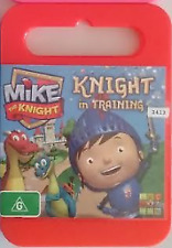 Mike The Knight - Knight In Training (DVD, 2012) R4 Australian Release