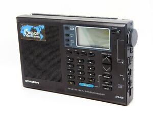 Sangean ATS-808 4-Band Synthesized Receiver
