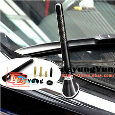 "4.7"" TRD Carbon Fiber Aluminum Alloy Screw Antenna Mast for Lexus Toyota Scion"