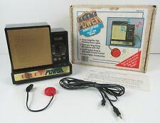 Vintage Carnival Toys Rock'N Power Amplifier W/ Clip-On Mike In Original Box
