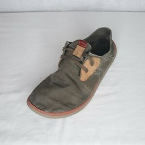 Merrell Men's Shoes Slip On Canvas Casual Slip On Dusty Olive Comfort Size 9.5