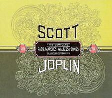 GUIDO NIELSEN - SCOTT JOPLIN: THE COMPLETE RAGS, MARCHES, WALTZES & SONGS (1895-