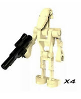 Battle Droids Star Wars Minifigure Fits Lego US SELLER New