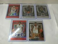 2019/20 PRIZM DRAFT ZION WILLIAMSON CRUSADE ROOKIE CARD RC # 51 PELICANS LOT