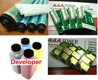 4 REPAIR Drum KIT for BIZHUB C451 C550 C650 (OPC, Blade, Chip, Developer) Refill