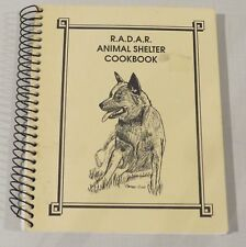 R.A.D.A.R. Animal Shelter Cookbook, recipes, Lawson Mo Shelter