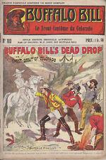 C1 BUFFALO BILL Sobeli # 103 Le Scout Fantome du Colorado WESTERN