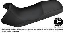 DESIGN 2 BLACK VINYL CUSTOM FITS BMW F 650 FUNDURO 93-00 SEAT COVER