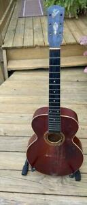1919 Gibson The Gibson L3 Acoustic Guitar For Restore