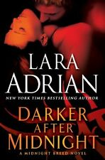 Darker After Midnight: A Midnight Breed Novel by Lara Adrian