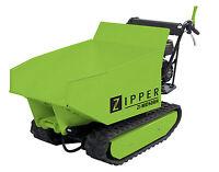 Zipper Miniraupendumper ZI MD500H Dumper Hydraulik Kippfunktion Motorschubkarre