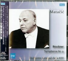 LOVRO VON MATACIC & FRENCH NATIONAL...-BRUCKNER: SYMPHONY NO. 9-JAPAN CD G88
