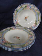 Johnson Brothers SEASIDE RIM SOUP BOWL 1 of 4 available have more items