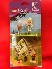 LEGO FRIENDS JUNGLE TENT CAMPING  850967 SET New Sealed RETIRED
