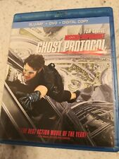 Mission Impossible Ghost Protocol Blu-ray only