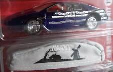 ESPRIT Lotus 2 Lot 2005-2006 1 Frankenstein w/Car Cover 1 Silver Code Esprit Lot