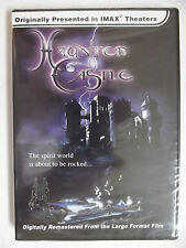 HAUNTED CASTLE (IMAX) 3D AND 2D VERSIONS NEW AND SEALED
