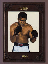 Cassius Clay / Muhammed Ali World Champion '64 Monarch Corona serial #/500