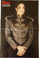 Michael Jackson poster Dangerous era