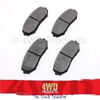 Disc Brake Pad SET [Ultima] - Suzuki Grand Vitara JB416 JB420 JB627 3/5D (05-08)