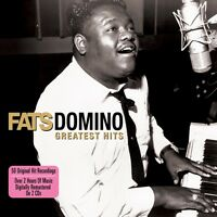 Fats Domino - Greatest Hits...Best Of - 50 Original Tracks (2CD 2013) NEW/SEALED