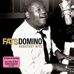 Fats Domino - The Greatest Hits / The Best Of 2CD NEW/SEALED