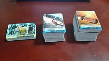 4 of each uncommon common and cc starwars weiss schwarz jp free shipping
