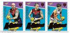 2017 Select Footy Stars A GRADERS MELBOURNE 3 Card Set