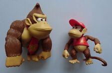 World of Nintendo Donkey & Diddy Kong Bundle Action Figure Toy Jakks Pacific