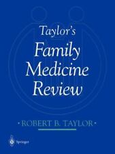 Taylor's Family Medicine Review (1998, Paperback)