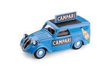FIAT 500B FURGONCINO CAMPARI 1946  BRUMM SCALA 1/43 R054 BRUMM REVIVAL