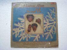 BONEY M CHRISTMAS ALBUM  RARE LP RECORD vinyl  INDIA INDIAN ex