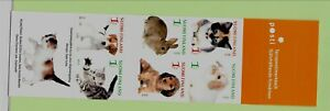 FINLAND Sc 1417 NH BOOKLET of 2012 - DOMESTIC ANIMALS