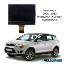 FORD KUGA LCD VDO DISPLAY SCREEN for INSTRUMENT CLUSTER 2008 - 2012 ..NEW..