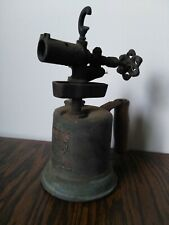 Vintage Blow Torch Original Homestead Barn Find Un-Touched, Free Shipping!