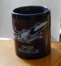 Vintage 1980's McDonnell Douglas F-15 Coffee Cup/Mug