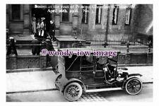 pu1458 - Visit of Princess Christian , Doncaster , Yorkshire 1906 - postcard