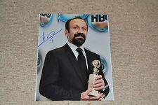 ASGHAR FARHADI signed autograph In Person 8x10 (20x25 cm) IRANIAN FILM DIRECTOR