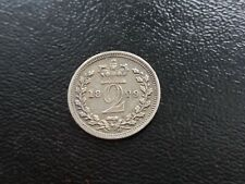 More details for 1829 george iv silver maundy twopence r03cd