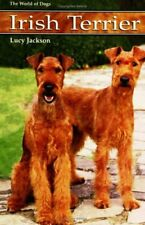 Irish Terrier (World of Dogs S.) by Jackson, Lucy Hardback Book The Fast Free